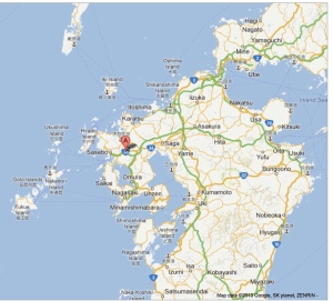 "Preview of ""kyushu ceramic museum, arita, saga - Google Maps"""