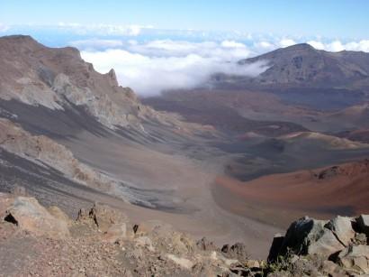 Crater_Mt Haleakala_Maui-4